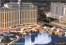 Bellagio Las Vegas Postcard