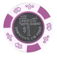 Fremont $1 Casino Chip Las Vegas