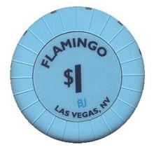 Flamingo Las Vegas $1 Casino Chip J0795CC