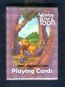 Disney's Winnie the Pooh Playing Cards