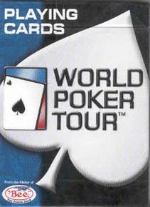 WPT World Poker Tour Diamond Back Playing Cards