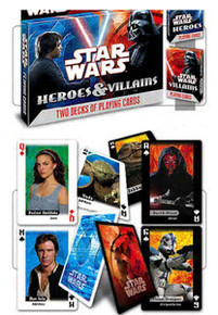 Stars Wars Playing Cards
