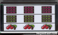 Slot Machine Slots Cigarette Business Card Case