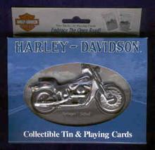 Harley Davidson Playing Cards J0798PC