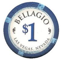 Bellagio Las Vegas $1 Casino Chip