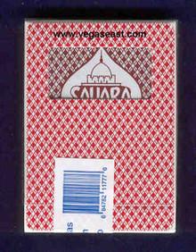Sahara Las Vegas Playing Cards J0811VPC