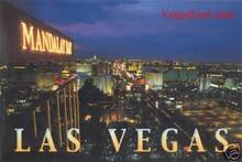 Las Vegas Strip From Mandalay Bay