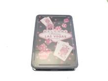 Las Vegas Pink Playing Cards