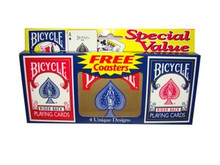 Bicycle Playing Cards 2 Decks