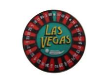 Las Vegas Roulette Wheel Magnet