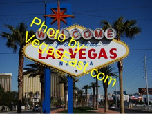 "Welcome To Las Vegas Sign 8"" x 10"" Photo"