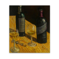 Cellar Door | Art for Hospitality | Affordable Oil Paintings Ready to Hang