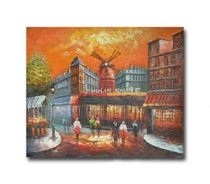 Moulin Rouge | Buy Art & Canvas Artwork for Vintage Store Owners