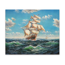 Voyage   Boating Canvas Art Prints Hand Painted Online