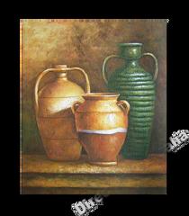 Clay Pots   Interior Decorating Ideas