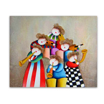 Musicians | Art for Kids Room