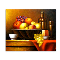 Fresh   Buy Paintings & Still Life Canvas Artwork for Dining Halls