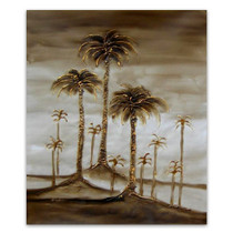 Coconut Trees One