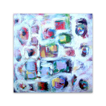 Brooke Howie │ White Abstract 1