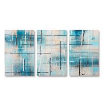 Blue Crossing - 3panels