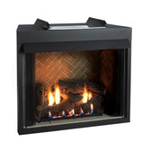 Empire Breckenridge Select Vent Free Flush Firebox 42""