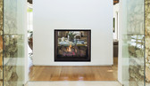 DRT63ST  DLX SEE-THRU DIRECT VENT FIREPLACE