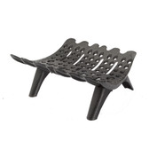 Saf-T-Grate 18 in. Cast Iron Fireplace Grate