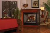 DVP36PP32E Tahoe Direct-Vent Peninsula  Premium 36