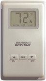 TS/R-2-A BATTERY POWERED WIRLESS WALL THEROMSTAT W/LCD SCREEN