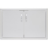 BLZ-AD25-R Blaze 25 Inch Double Access Door