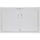 BLZ-AD25-R Blaze 25 Inch Double Access Door
