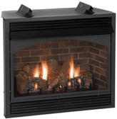 Vail Vent-Free Fireplace Premium 32 Millivolt  VFP32BP30