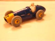 1953 Ferrari Formula 1 GP car Manual Fangio