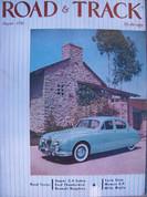 1956 Ford Thunderbird Jaguar 2.4 Lagonda Moss at Monaco