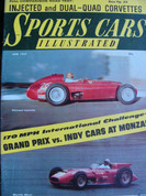 1957 Corvette fuel injection vs. Dual 4