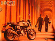 2008 Ducati GT poster Sportclassic