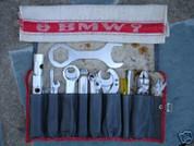 BMW/2 Tool kit and Rag for sale