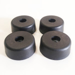 Rubber Feet - Small Straight (Pkg 4)