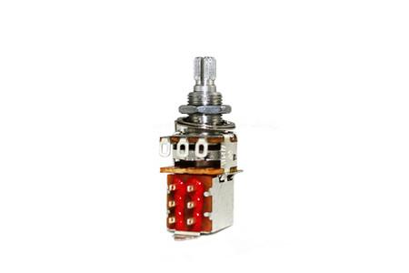Alpha - A250K Push-Pull Split Shaft Pot