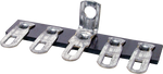 Terminal Strip - 5 Lug, 3rd Lug Common, Horizontal