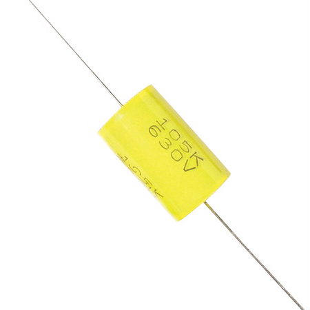 Capacitor - Polyester, Axial 630V (choose value)