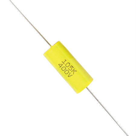 Capacitor - Polyester, Axial 400V (choose value)