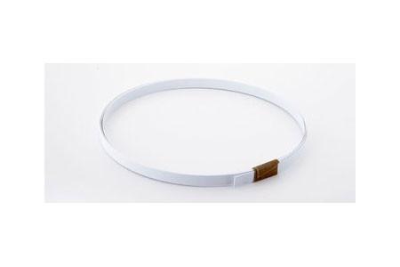 "Binding - .040"" White"