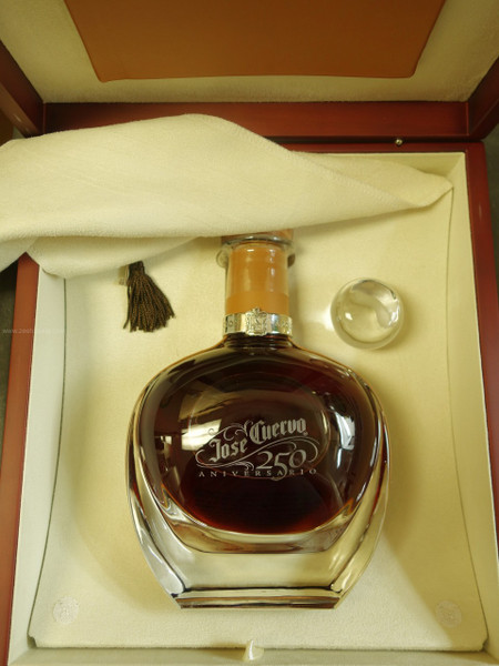 Jose Cuervo 250th Aniversario Extra Anejo Tequila Www