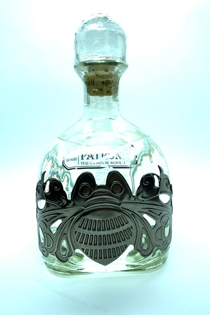 Patron Silver One Liter 2015 Limited Edition Www