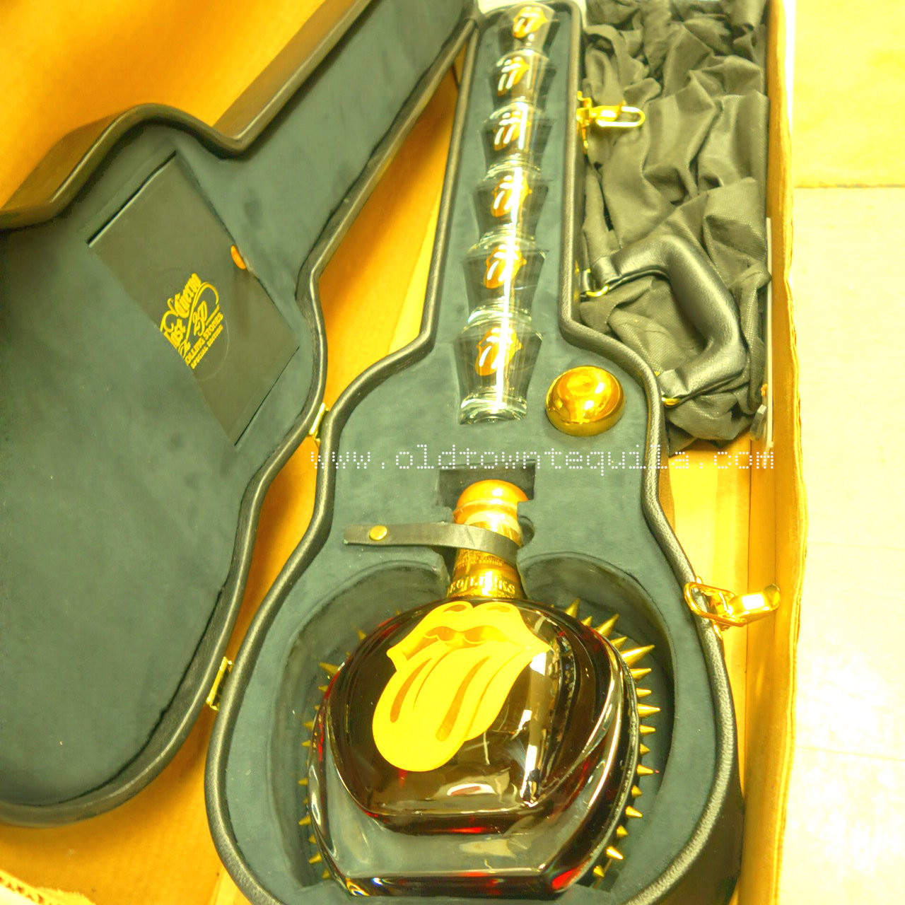 Jose Cuervo 250th Anniversary Rolling Stones Edition Www