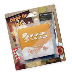 Burger Up: Burgers of the World Expansion