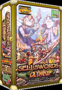 Sellswords: Olympus (PREORDER)