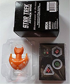Star Trek Attack Wing: Resistance is Futile - Bok's Marauder