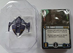 Star Trek Attack Wing: The Collective - 3rd Wing Attack Ship